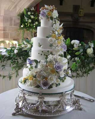 Special Ice wedding cakes and birthday celebration cakes, Ledbury, Hereford