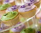 cup Cakes for weddings by Special Ice of Ledbury